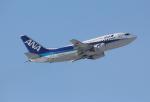 Koenig117さんが、伊丹空港で撮影したANAウイングス 737-54Kの航空フォト(写真)
