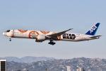 JRF spotterさんが、ロサンゼルス国際空港で撮影した全日空 777-381/ERの航空フォト(写真)