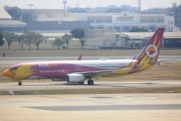 cassiopeiaさんが、ドンムアン空港で撮影したノックエア 737-86Nの航空フォト(飛行機 写真・画像)
