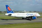 panchiさんが、アムステルダム・スキポール国際空港で撮影したオヌール・エア A320-233の航空フォト(写真)