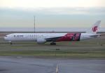 Willieさんが、バンクーバー国際空港で撮影した中国国際航空 777-39L/ERの航空フォト(写真)