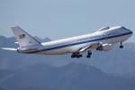 Talon.Kさんが、横田基地で撮影したアメリカ空軍 E-4B (747-200B)の航空フォト(写真)
