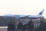 Scotchさんが、成田国際空港で撮影したマレーシア航空 777-2H6/ERの航空フォト(写真)