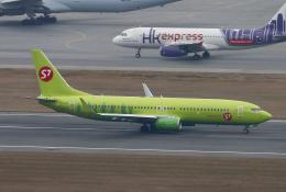 航空フォト:VQ-BRP S7航空 737-800
