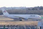 Scotchさんが、成田国際空港で撮影したジェット・アジア・エアウェイズ 767-222の航空フォト(写真)