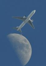 ヨッちゃんさんが、調布飛行場で撮影した日本航空 767-346/ERの航空フォト(写真)