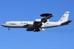 Flankerさんが、横田基地で撮影したアメリカ空軍 E-3B Sentry (707-300)の航空フォト(写真)