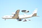 350JMさんが、横田基地で撮影したアメリカ空軍 E-3B Sentry (707-300)の航空フォト(写真)
