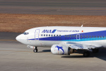 delawakaさんが、中部国際空港で撮影したANAウイングス 737-54Kの航空フォト(飛行機 写真・画像)