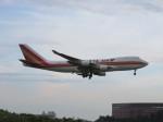 Timothy✈︎NRTさんが、成田国際空港で撮影したカリッタ エア 747-481F/SCDの航空フォト(写真)