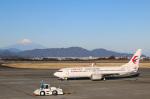 takaRJNSさんが、静岡空港で撮影した中国東方航空 737-89Pの航空フォト(写真)