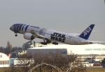 Willieさんが、バンクーバー国際空港で撮影した全日空 787-9の航空フォト(飛行機 写真・画像)