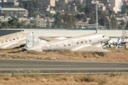 Salamさんが、ボレ国際空港で撮影したエチオピア航空 DC-3の航空フォト(飛行機 写真・画像)