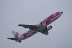 yabyanさんが、那覇空港で撮影した日本トランスオーシャン航空 737-446の航空フォト(飛行機 写真・画像)