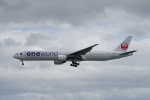 yabyanさんが、那覇空港で撮影した日本航空 777-346の航空フォト(写真)