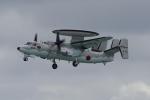 yabyanさんが、那覇空港で撮影した航空自衛隊 E-2C Hawkeyeの航空フォト(写真)
