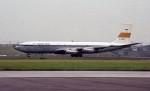 ハミングバードさんが、名古屋飛行場で撮影したインドネシア空軍 707-320Cの航空フォト(写真)