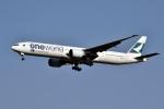 sonnyさんが、成田国際空港で撮影したキャセイパシフィック航空 777-367/ERの航空フォト(写真)