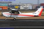 Chofu Spotter Ariaさんが、八尾空港で撮影した朝日航空 172S Skyhawk SPの航空フォト(写真)