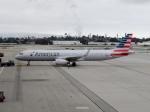 さとうさんが、ロサンゼルス国際空港で撮影したアメリカン航空 A321-231の航空フォト(写真)