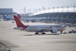 furaibo123さんが、関西国際空港で撮影したエア・インディア 787-8 Dreamlinerの航空フォト(飛行機 写真・画像)