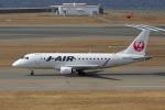 yabyanさんが、中部国際空港で撮影したジェイ・エア ERJ-170-100 (ERJ-170STD)の航空フォト(飛行機 写真・画像)