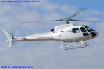 Chofu Spotter Ariaさんが、東京ヘリポートで撮影した高橋ヘリコプターサービス AS350B Ecureuilの航空フォト(飛行機 写真・画像)