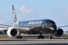 ホノルル国際空港 - Honolulu International Airport [HNL/PHNL]で撮影されたニュージーランド航空 - Air New Zealand [NZ/ANZ]の航空機写真