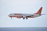 kumagorouさんが、那覇空港で撮影したチェジュ航空 737-85Fの航空フォト(写真)