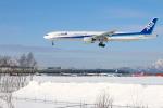 Orcaさんが、新千歳空港で撮影した全日空 777-381の航空フォト(写真)