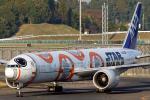 Double_Hさんが、成田国際空港で撮影した全日空 777-381/ERの航空フォト(写真)