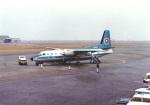 tkosadaさんが、羽田空港で撮影した全日空 F27-224 Friendshipの航空フォト(写真)