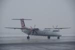 JA8037さんが、ザグレブ空港で撮影したユーロロット DHC-8-402Q Dash 8の航空フォト(写真)