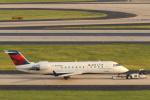 安芸あすかさんが、ハーツフィールド・ジャクソン・アトランタ国際空港で撮影したエクスプレスジェット・エアラインズ CL-600-2B19 Regional Jet CRJ-200ERの航空フォト(写真)