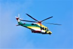 T.Sazenさんが、伊丹空港で撮影した朝日航洋 AW139の航空フォト(飛行機 写真・画像)
