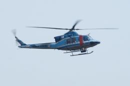 新潟空港 - Niigata Airport [KIJ/RJSN]で撮影された新潟県警察 - Niigata Policeの航空機写真