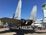 AREA884さんが、浜松基地で撮影した航空自衛隊 F-15J Eagleの航空フォト(写真)
