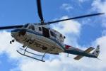 storyさんが、津市伊勢湾ヘリポートで撮影した三重県防災航空隊 412の航空フォト(写真)