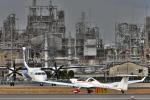 サボリーマンさんが、松山空港で撮影した日本個人所有 HK36TTC Super Dimonaの航空フォト(写真)