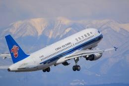 中部国際空港 - Chubu Centrair International Airport [NGO/RJGG]で撮影された中国南方航空 - China Southern Airlines [CZ/CSN]の航空機写真