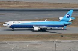 JRF spotterさんが、香港国際空港で撮影したアビエント・アビエーション MD-11Fの航空フォト(飛行機 写真・画像)