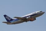 とらとらさんが、成田国際空港で撮影した全日空 737-54Kの航空フォト(飛行機 写真・画像)