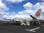 にしやんさんが、喜界空港で撮影した日本エアコミューター 340Bの航空フォト(写真)