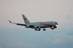 485k60さんが、山口宇部空港で撮影したロシア航空 Il-96-300の航空フォト(飛行機 写真・画像)