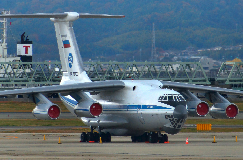 485k60さんのロシア空軍 Ilyushin Il-76/78/82 (RA-78762) 航空フォト
