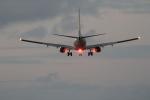ぷぅぷぅまるさんが、那覇空港で撮影したスカイマーク 737-86Nの航空フォト(写真)