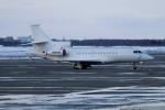 北の熊さんが、新千歳空港で撮影したユタ銀行の航空フォト(写真)