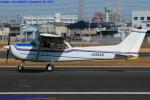 Chofu Spotter Ariaさんが、八尾空港で撮影した第一航空 172P Skyhawkの航空フォト(飛行機 写真・画像)