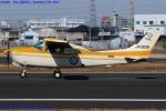 Chofu Spotter Ariaさんが、八尾空港で撮影した日本個人所有 T210N Turbo Centurion IIの航空フォト(飛行機 写真・画像)