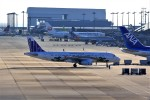 T.Sazenさんが、関西国際空港で撮影した香港エクスプレス A320-232の航空フォト(飛行機 写真・画像)